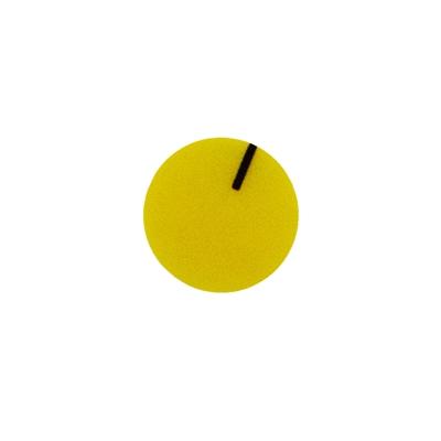 30-4305-0010 - Excalibur Cap for Knob, Yellow